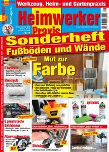Cover Heimwerker Praxis Sonderheft