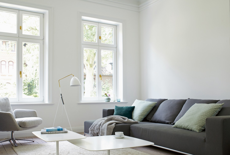 wunderbar wandelbar wei an der wand ist viel mehr als nur neutral. Black Bedroom Furniture Sets. Home Design Ideas