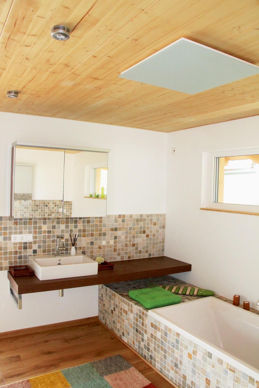 Arbeitsschutz Mit Infrarotheizungen von Vitramo Badezimmer effizient und angenehm wärmen - News, Bild 1