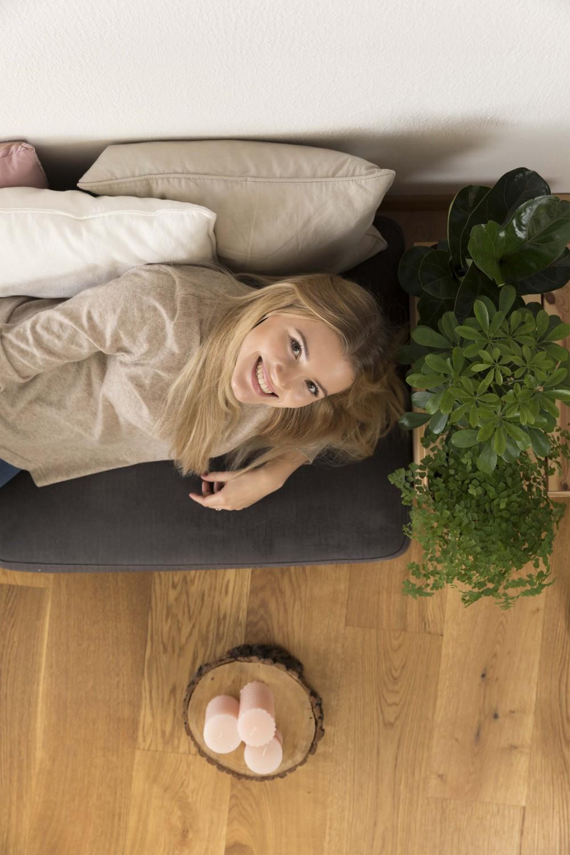 Baustoffe Skandinavischer Holzboden-Look mit AURO - News, Bild 3