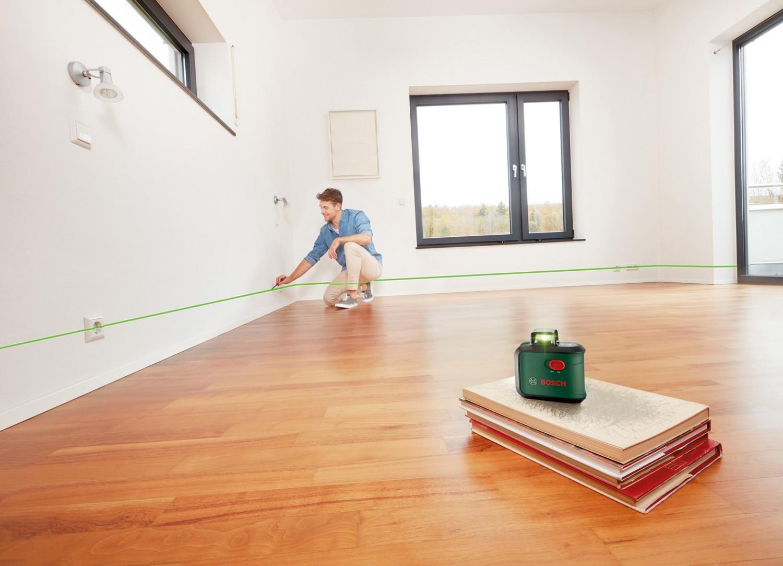 Rund ums Haus Neue 360 Grad-Linienlaser von Bosch - News, Bild 1