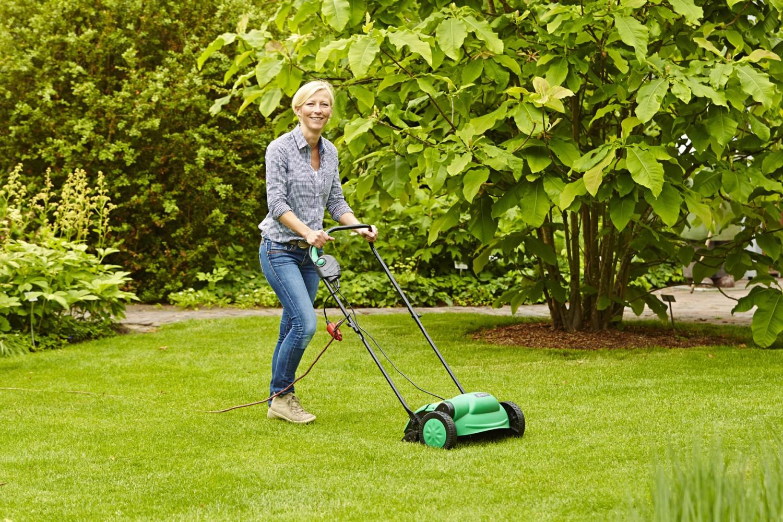 Garten Vorbildlich grüner Rasen mit der neuen Vital Grün Rasenpflegeserie von Floragard - News, Bild 1