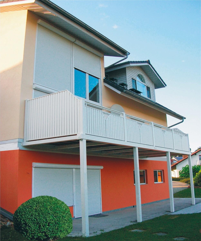 balkone aus aluminium nach ma von balkonmacher. Black Bedroom Furniture Sets. Home Design Ideas
