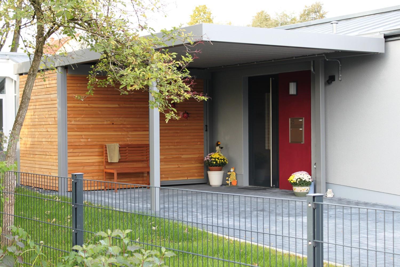 Garten Clever vorausgedacht! - Multifunktioneller Carport von Capotec bietet Raum, ohne Platz zu rauben - News, Bild 1