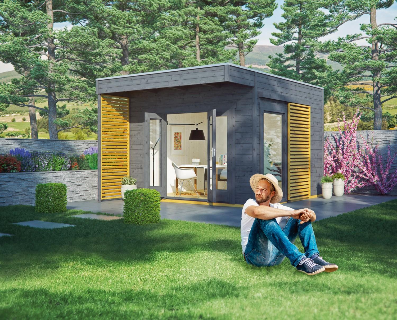 Hochwertige Holzbausätze von SKAN HOLZ erfüllen den DIY Traum vom