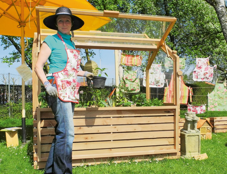 Garten Mit Hochbeeten von Gartenfrosch ganz bequem zu üppiger Ernte - News, Bild 1