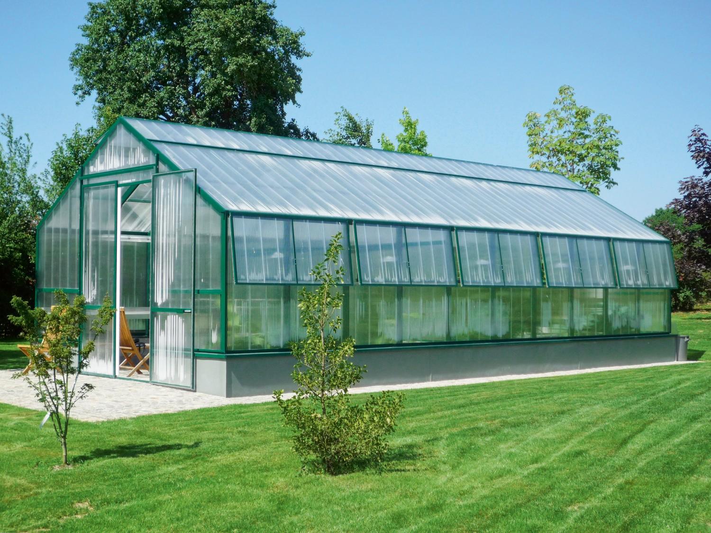 Garten Mit richtiger Belüftung wachsen Pflanzen im Princess-Gewächshaus optimal heran - News, Bild 1