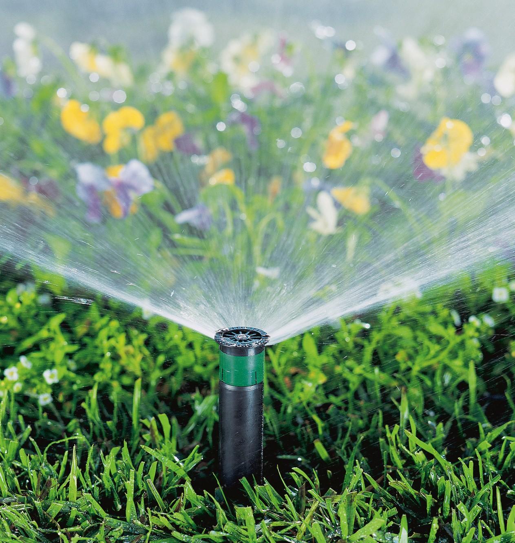 Garten Rasen wie in Wimbledon: Automatische Beregnungsanlagen - Steuerung per Smartphone - News, Bild 1