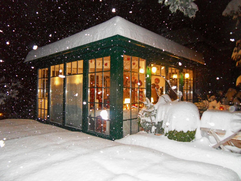 Garten Rückzugsort Glasinsel – Wintergärten vom Wintergarten-Fachverband bringen Wohlbefinden - News, Bild 1