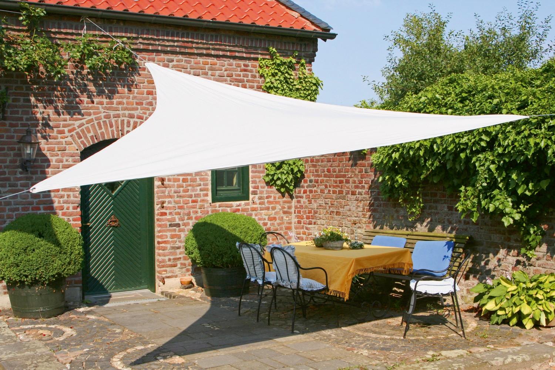 Alternative Zum Sonnenschirm : schutz vor sonne wind und regen das sonnensegel als alternative zum klassischen schirm ~ Bigdaddyawards.com Haus und Dekorationen