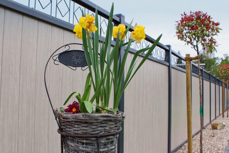 Garten Sichtschutz- und Zaunelemente der neuen Generation auf dem Vormarsch - News, Bild 1