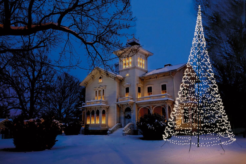 wetterfester weihnachtsbaum fairybell von hemsson f r. Black Bedroom Furniture Sets. Home Design Ideas