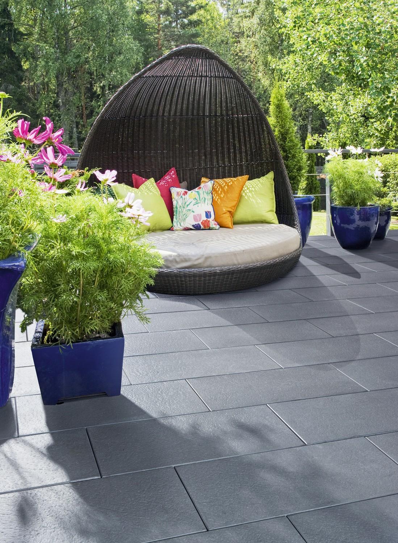 Gut bekannt XXL-Betonplatten von Avelina verleihen Balkon und Terrasse mehr Format QJ74