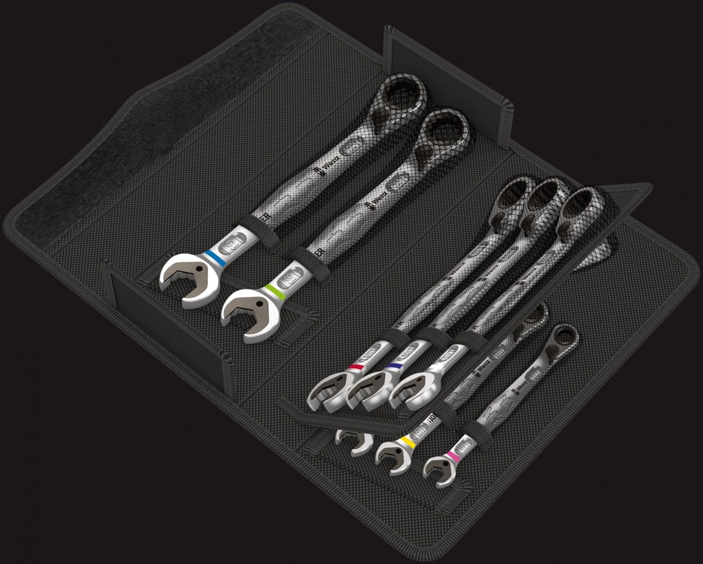 Handwerkzeuge Schnelleres und sicheres Schrauben mit dem Joker Switch mit gekröpfter Ringseite - News, Bild 1
