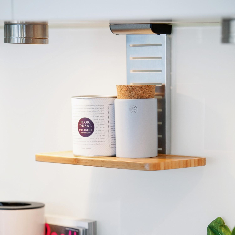 Rund ums Haus Küchenutensilien optimal aufbewahren mit hecht international - News, Bild 1