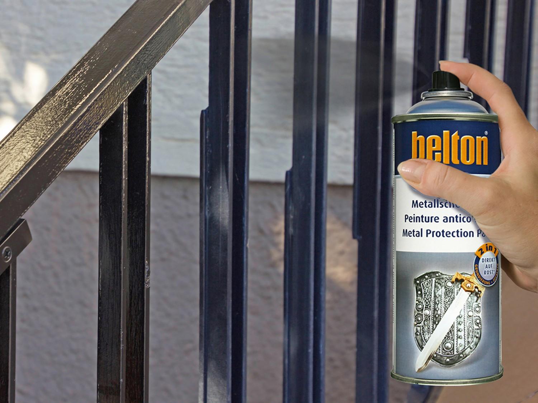 Rund ums Haus belton Metallschutzlack 2in1 - Rostschutz und Decklack in einem - News, Bild 2