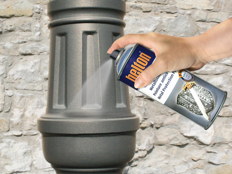Rund ums Haus belton Metallschutzlack 2in1 - Rostschutz und Decklack in einem - News, Bild 3