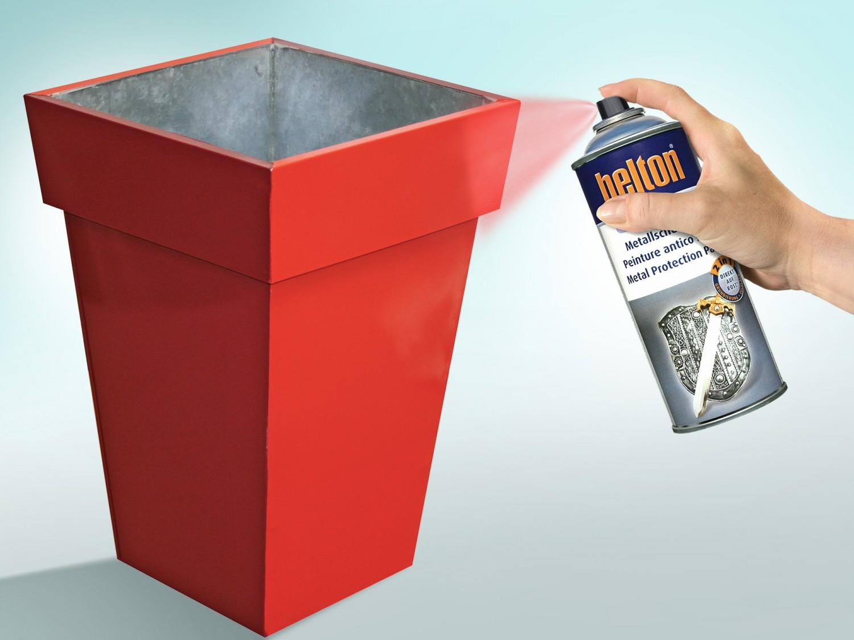 Rund ums Haus belton Metallschutzlack 2in1 - Rostschutz und Decklack in einem - News, Bild 4