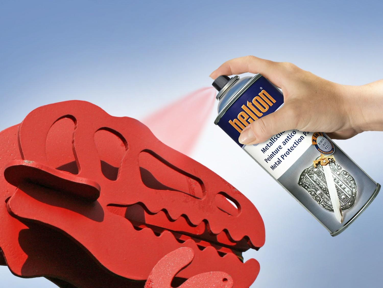 Rund ums Haus belton Metallschutzlack 2in1 - Rostschutz und Decklack in einem - News, Bild 5