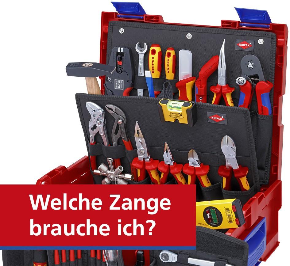 Handwerkzeuge Alles sicher im Griff. Welche Zange gehört in die Werkzeugkiste? - News, Bild 1