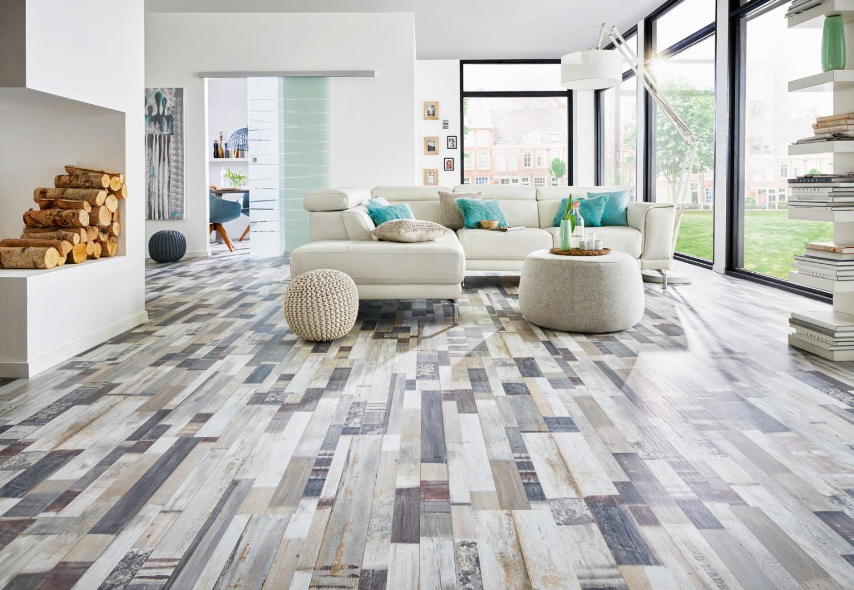 hochwertige laminatb den von logoclic als nachhaltige wohngrundlage. Black Bedroom Furniture Sets. Home Design Ideas