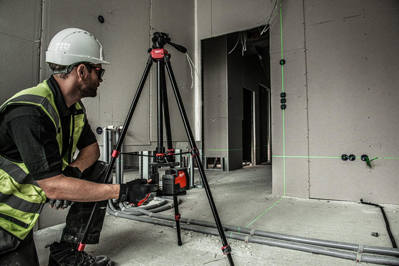 E-Werkzeuge Akku Neues Laserprogramm von Milwaukee - News, Bild 2