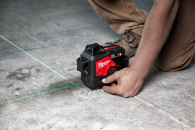 E-Werkzeuge Akku Neues Laserprogramm von Milwaukee - News, Bild 3