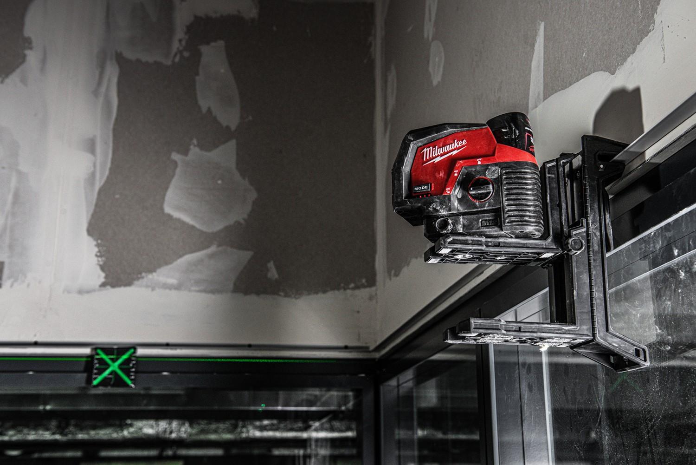 E-Werkzeuge Akku Neues Laserprogramm von Milwaukee - News, Bild 4