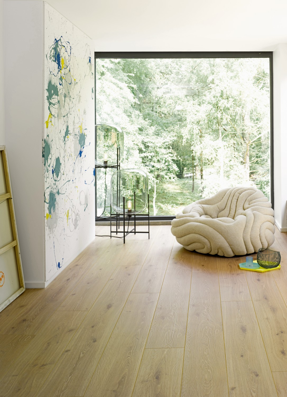 Rund ums Haus Moderne Laminatböden von Parador spielend leicht selbst verlegen - News, Bild 1
