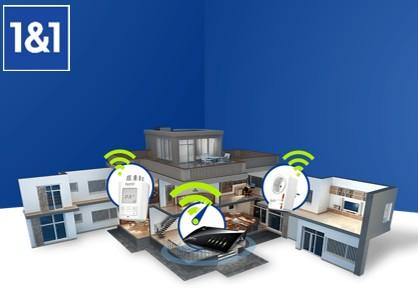Produktvorstellung 1&1 jetzt mit Smart Home - News, Bild 1