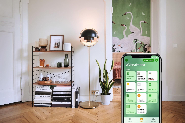 Produktvorstellung Bosch Smart Home kommuniziert jetzt mit Apple - News, Bild 1