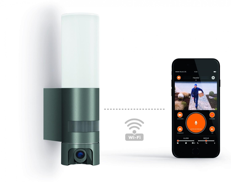 Produktvorstellung Kontaktlose Kommunikation an der Haustür - News, Bild 1