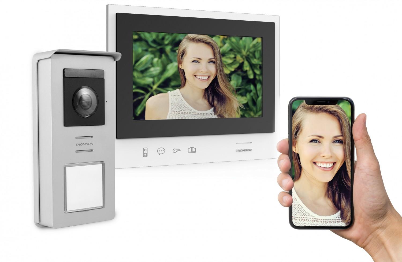 Produktvorstellung Smarte Video-Türsprechanlage von Thomson - News, Bild 1