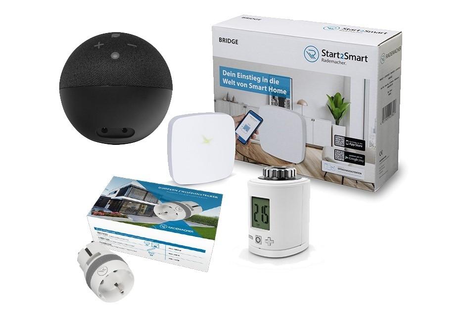 Produktvorstellung Smart-Home-Office-Paket von Rademacher - News, Bild 1