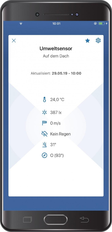 Service Intelligenter, smarter Sonnenschutz mit Rademacher - News, Bild 4