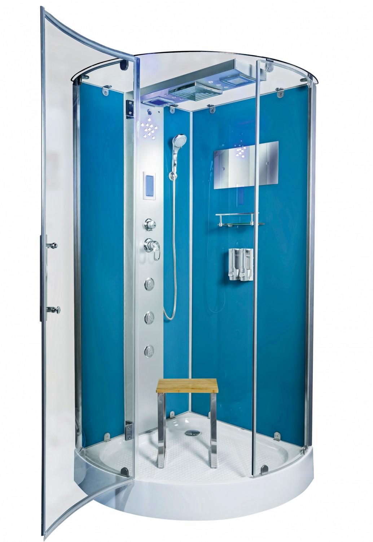 Rund ums Haus Ansprechende Duschen von Trendbad24 machen das Aufstehen zum Wellnesserlebnis - News, Bild 1