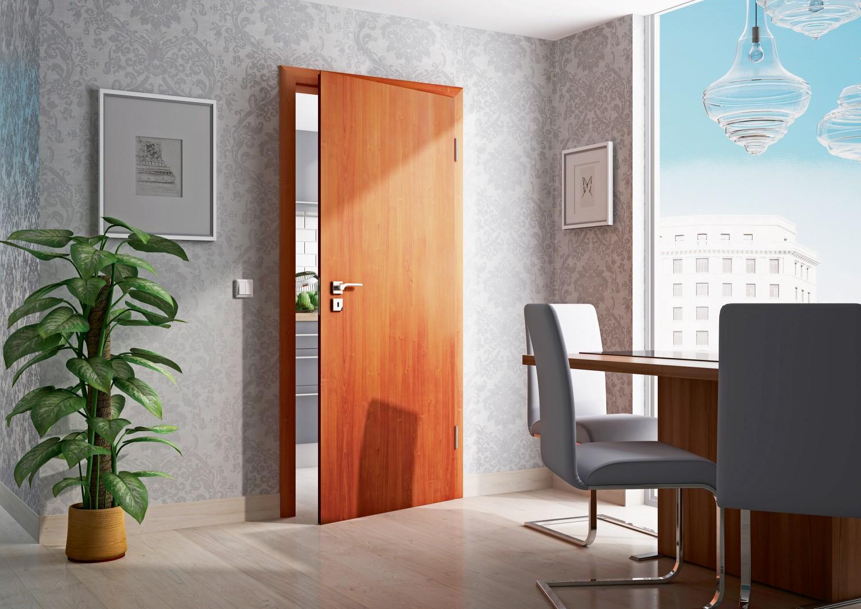 durchdachtes portas renovierungssystem f r t ren erm glicht schnelle versch nerung. Black Bedroom Furniture Sets. Home Design Ideas