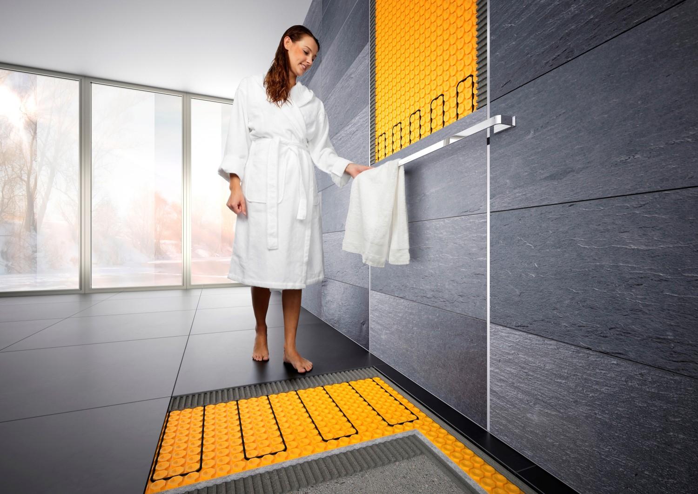 energiesparend w rme schaffen elektrische boden und wandheizung ist schnell und verbrauchsarm. Black Bedroom Furniture Sets. Home Design Ideas