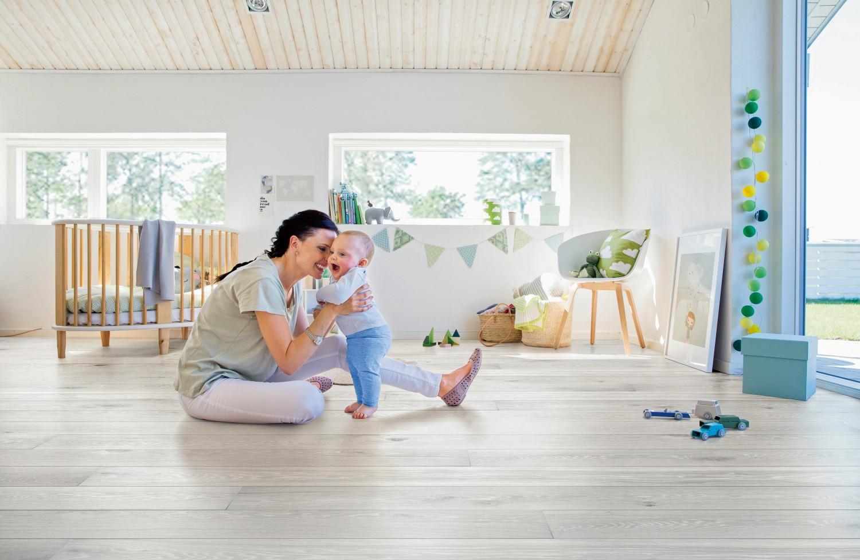 Rund ums Haus Für Allergiker geeignet – Parkettreiniger von Bona sorgt für frische Optik und bessere Raumluftqualität - News, Bild 1