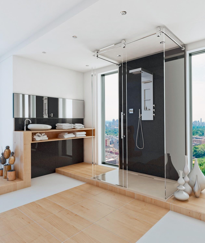 f r bad und k che moderner look ohne fugen von nordholm. Black Bedroom Furniture Sets. Home Design Ideas