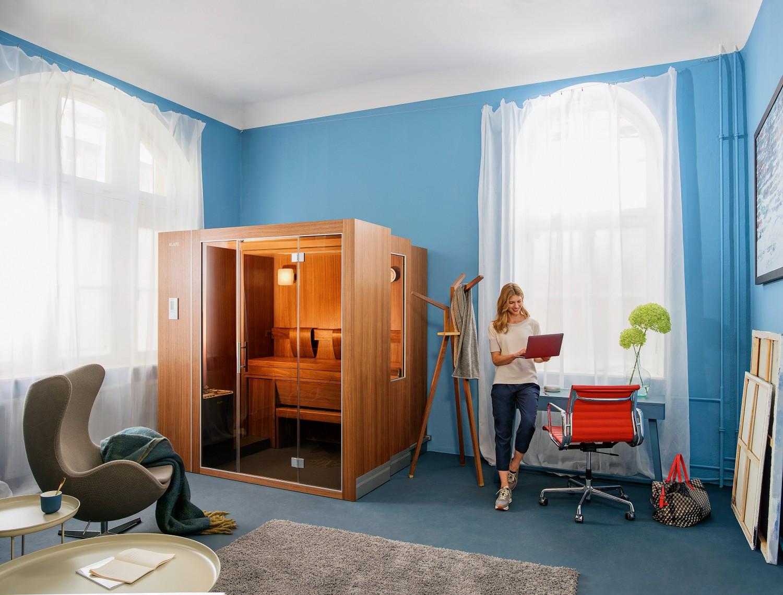 Rund ums Haus Gesund durch die Erkältungszeit - Positive Wirkung von Saunagängen mit KLAFS - News, Bild 1