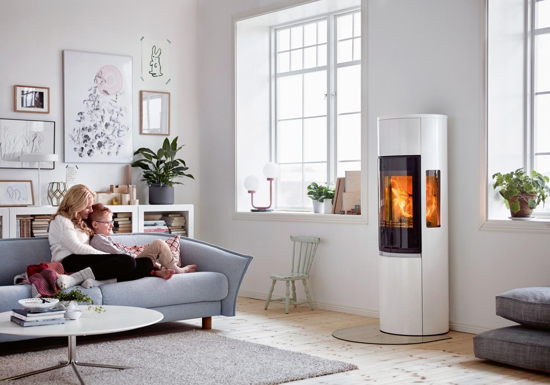 gutes noch besser kaminofen neuheiten von contura. Black Bedroom Furniture Sets. Home Design Ideas