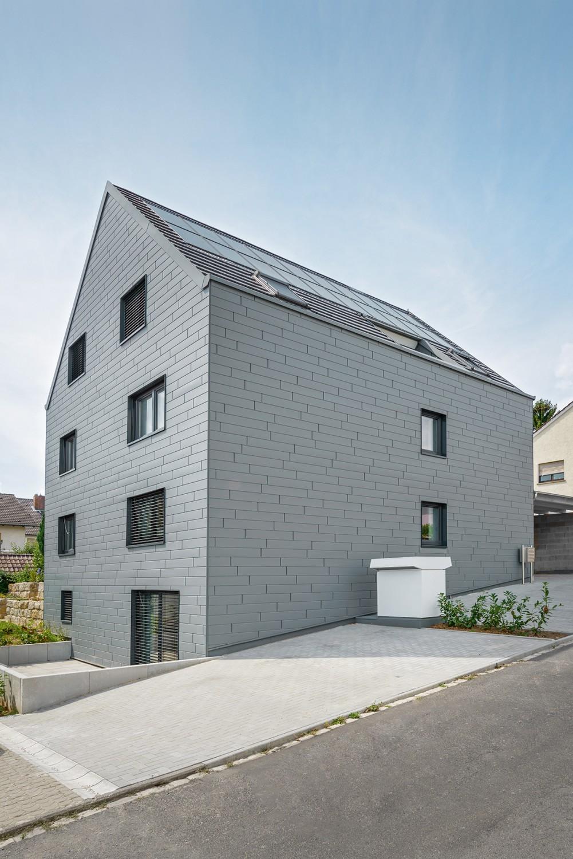Rund ums Haus Hochwertige Aluminiumfassaden von Prefa übernehmen eine Vielzahl wichtiger Aufgaben - News, Bild 1