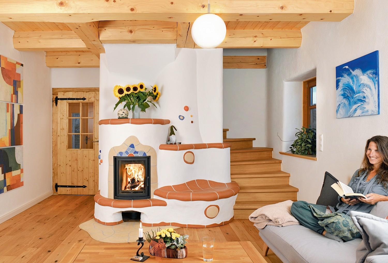 Rund ums Haus Kachelöfen von Inderwies mit individueller Ofenkeramik - News, Bild 1
