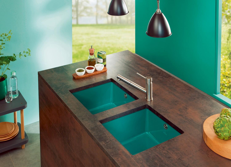 keramik sp len von villeroy boch aus dem hochwertigen material sind designstark hygienisch. Black Bedroom Furniture Sets. Home Design Ideas