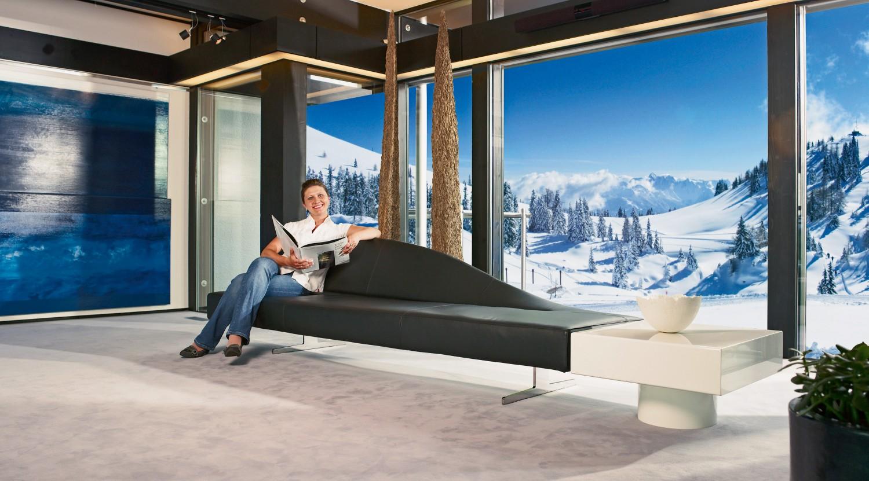 mit energiegewinnglas von uniglas kommen w rme und licht ins dunkel bild 1. Black Bedroom Furniture Sets. Home Design Ideas