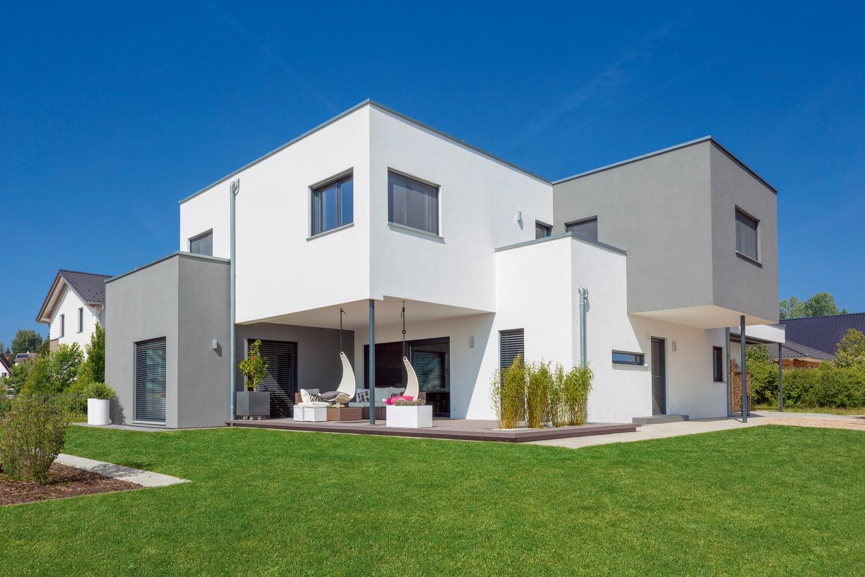 Modernes Wohnen - Die Architektur von Wolf-Haus bietet Freiräume ...