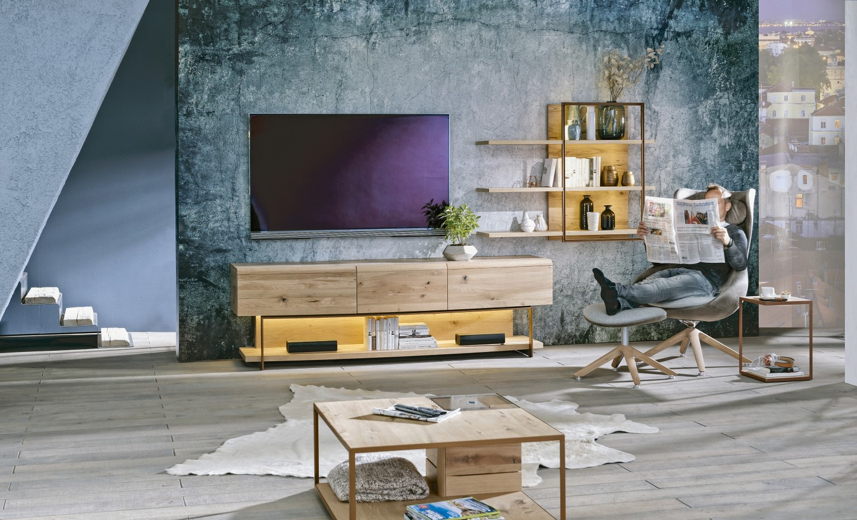 naturholzm bel von voglauer punkten mit nachhaltigkeit und. Black Bedroom Furniture Sets. Home Design Ideas