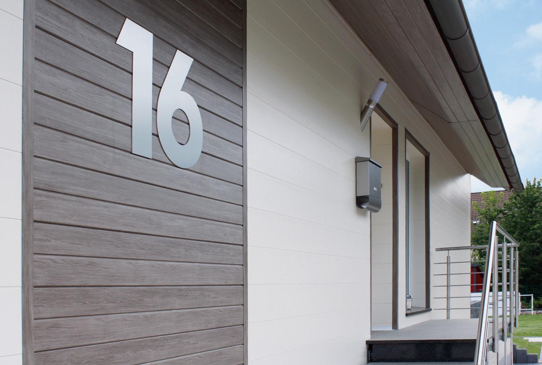 Rund ums Haus Pflegeleichte Kunststoffprofile von Dekodeck für eine praktische und moderne Außenansicht - News, Bild 1