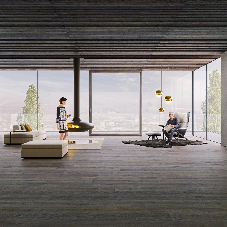 rahmenlose ganzglas fenster von josko vermitteln ein freies wohngef hl. Black Bedroom Furniture Sets. Home Design Ideas